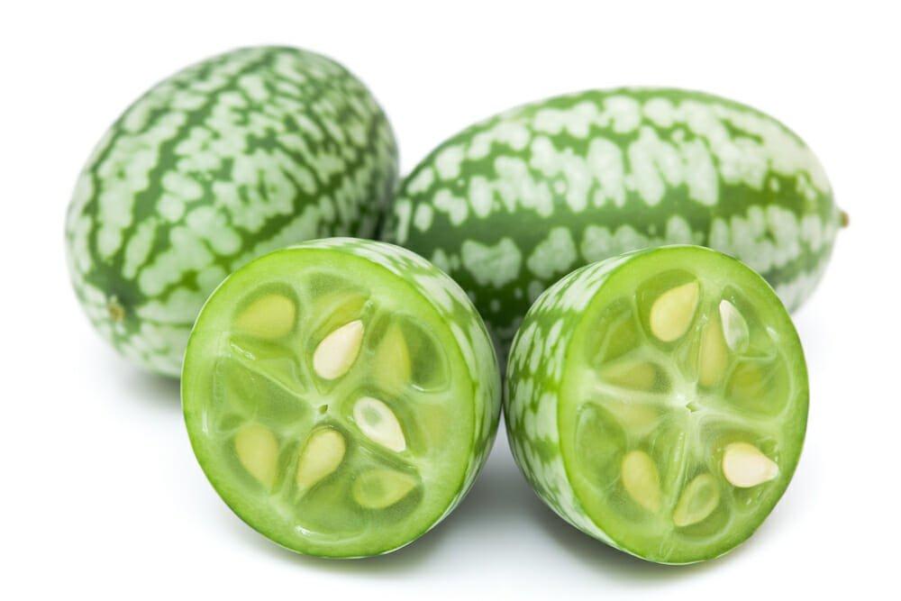 Photo of Cucamelon, il melone che sembra un piccolo cetriolo