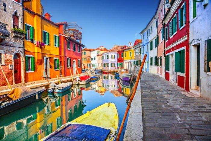 città più colorate del mondo
