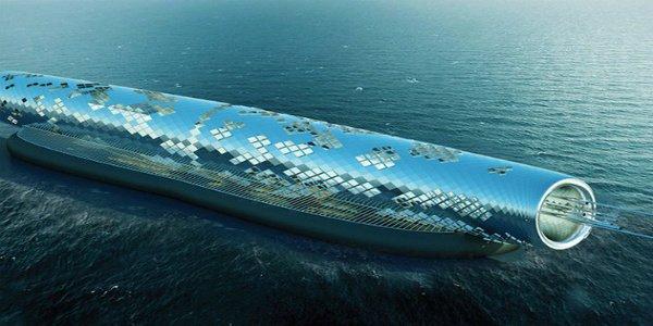 Photo of Un tubo gigante ad energia solare per desalinizzare l'acqua marina