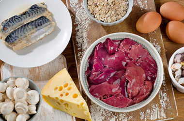 Vitamina B12, a cosa serve e dove si trova