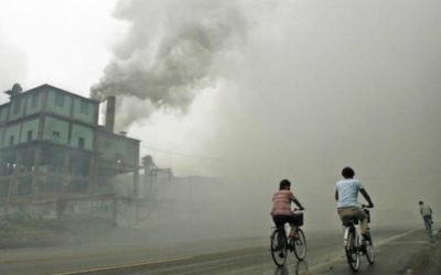 Aria inquinata per il 92% della popolazione mondiale: e in Italia?