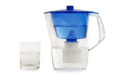 Filtro a carboni attivi: depurazione acqua del rubinetto
