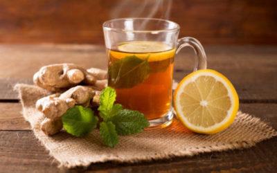 Tisana zenzero e limone: come si prepara e quali benefici