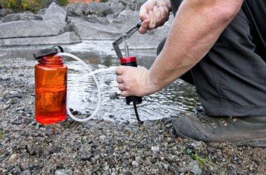 6 idee per purificare l'acqua per chi è senza elettricità