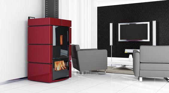 Termostufa a pellet come funziona benefici e prezzi tuttogreen - Edilkamin termostufe a pellet prezzi ...