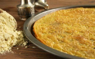 Farinata di ceci: la vera ricetta tradizionale
