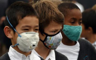 Unicef: inquinamento aria uccide 600mila bambini l'anno