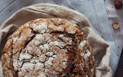 Pane integrale: benefici e come farlo in casa