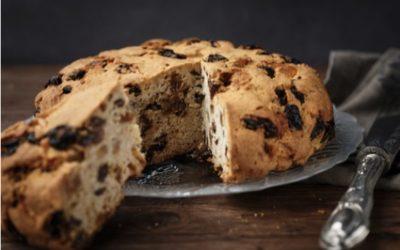 Pandolce genovese: ingredienti e ricetta