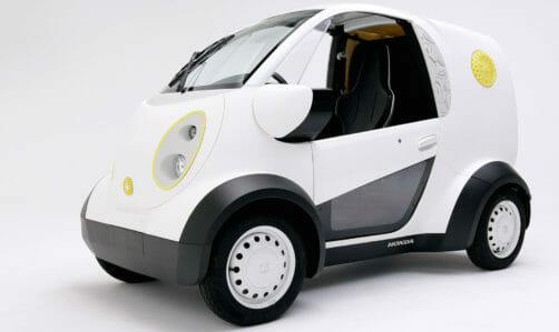 Photo of Micro Commuter, il prototipo elettrico per i pendolari di Honda