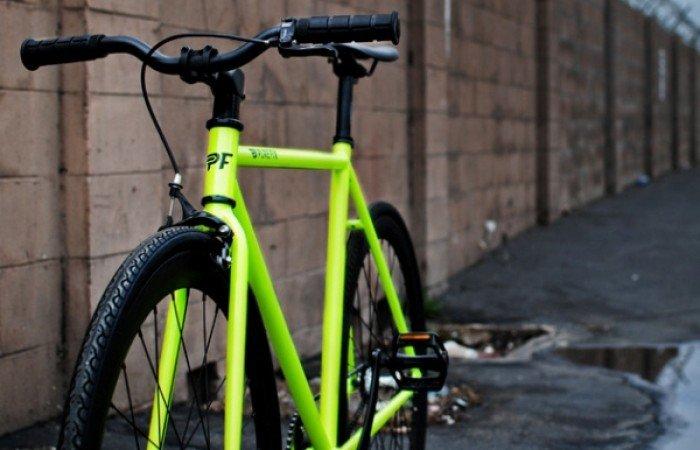 Photo of Kilo: il telaio per biciclette che diventa fuorescente di notte