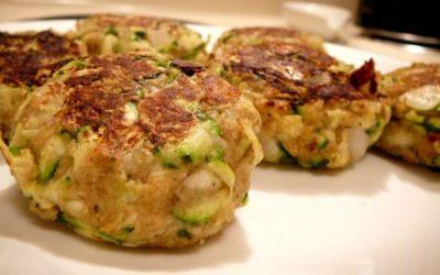 La ricetta delle polpette di zucchine
