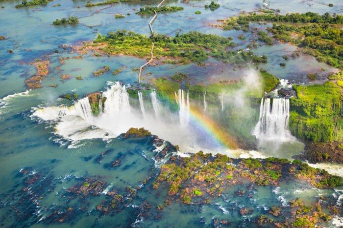 cascate più belle del mondo: Iguazu