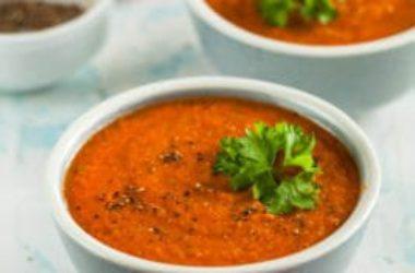 Tutta la freschezza del gazpacho andaluso fatto in casa