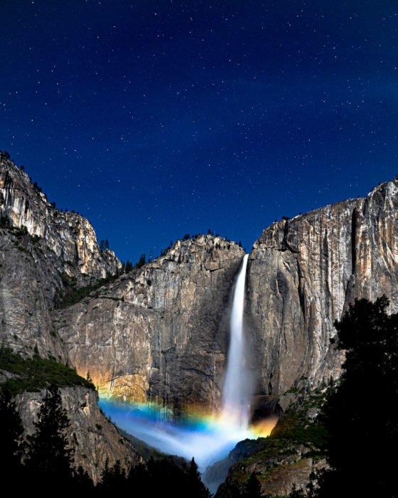 cascate più belle del mondo: Yosemite