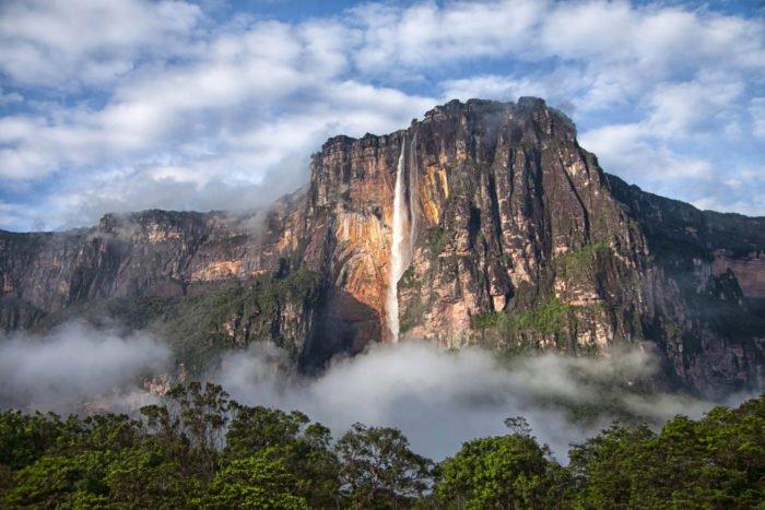 cascate più belle del mondo: Salto del Angel