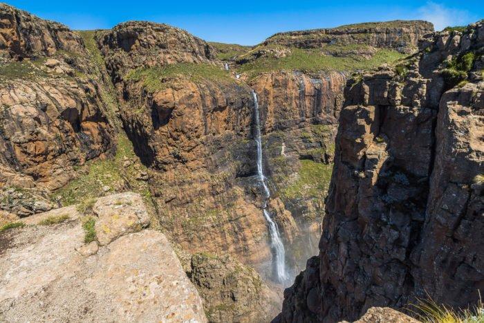 cascate più belle del mondo: Tugela Falls