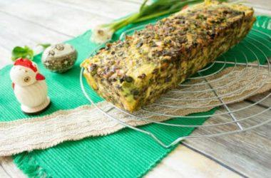 Polpettone di verdure fatto in casa: ingredienti e ricetta