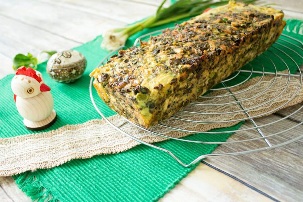 Photo of Polpettone di verdure fatto in casa: ingredienti e ricetta