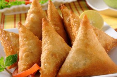Samosa: la ricetta dei fagottini triangolari dall'India