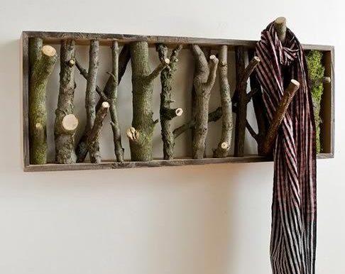 Arredamento Legno Riciclato : Idee arredo con oggetti di recupero tuttogreen