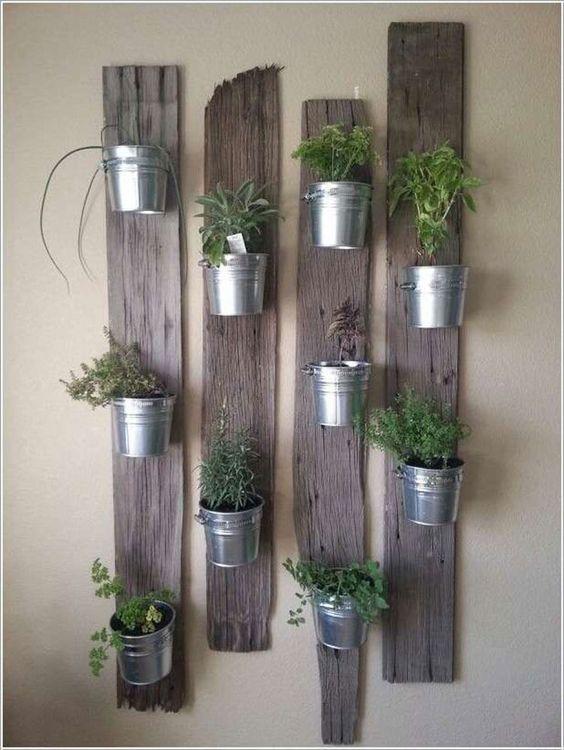 Idee arredo con oggetti di recupero tuttogreen - Arredare casa in modo economico ...
