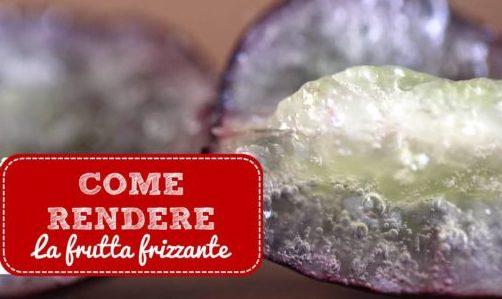 Photo of Frutta frizzante: ecco la ricetta da provare!