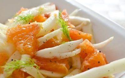 Insalata di arance: ecco le nostre ricette
