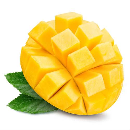 come tagliare il mango a cubetti