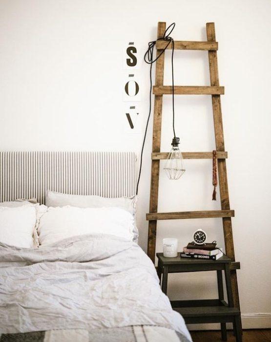 idee arredo con oggetti di recupero tuttogreen. Black Bedroom Furniture Sets. Home Design Ideas