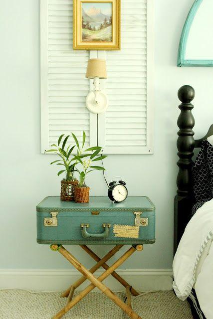 Idee arredo con oggetti di recupero tuttogreen for Oggetti design per casa