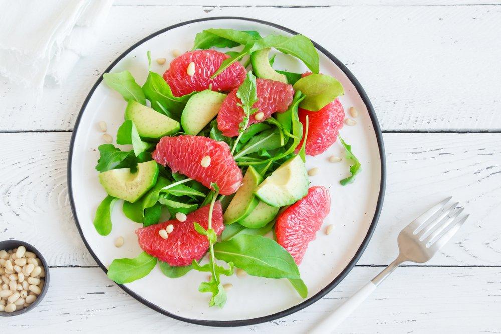 Photo of Provate l'insalata di pompelmo, ricetta estiva molto gradevole ed efficace contro il caldo