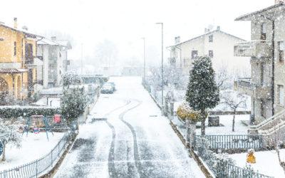 Freddo e neve, ecco i nostri eco-consigli