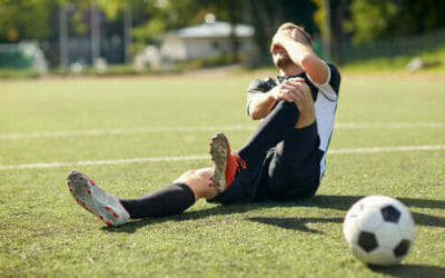 Come curare i traumi sportivi in modo naturale