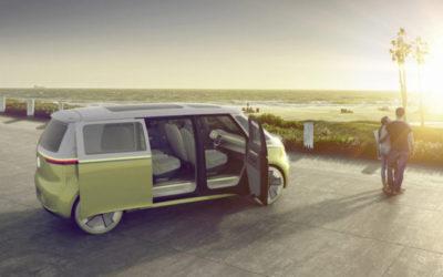 Volkswagen I.D. Buzz: il maggiolone del futuro è elettrico