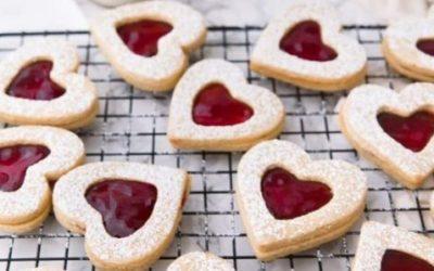 Biscotti San Valentino, 3 ricette veg per gli innamorati