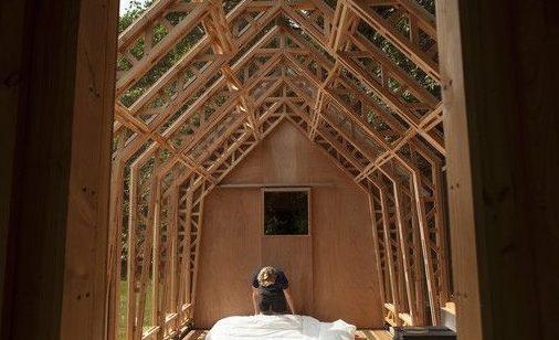 Photo of La casa scorrevole che cambia uso a seconda del tempo