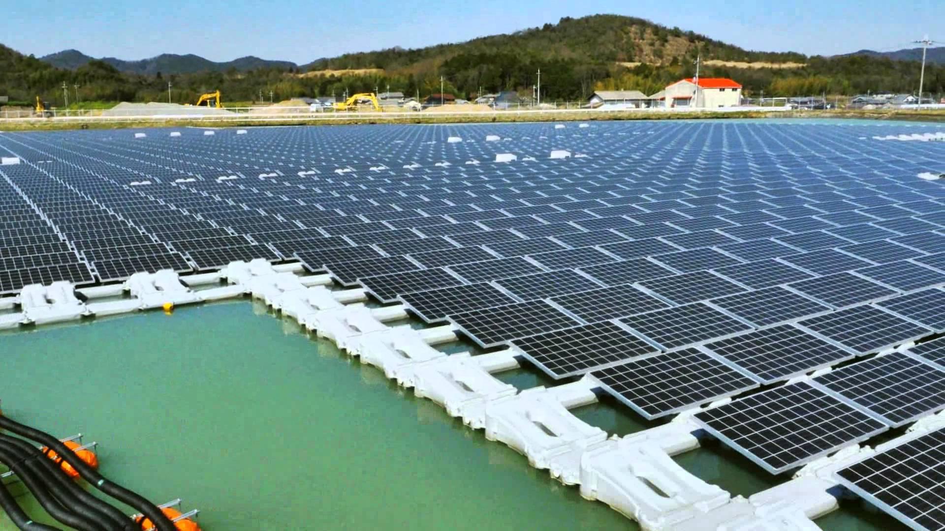 Photo of L'impianto solare galleggiante più grande del mondo in Giappone