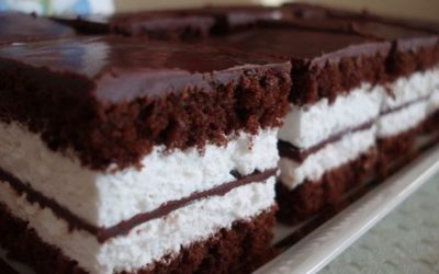 Torta Kinder Pingui: ricetta senza uova né burro