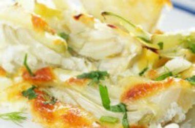 Finocchi gratinati al forno: ricetta del gratin di finocchi