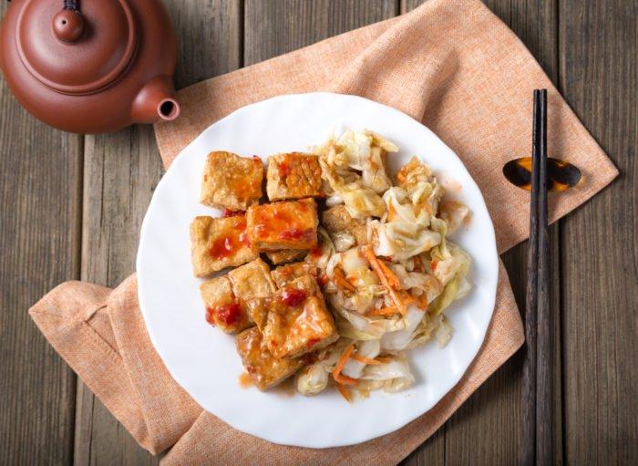 ricette con tofu