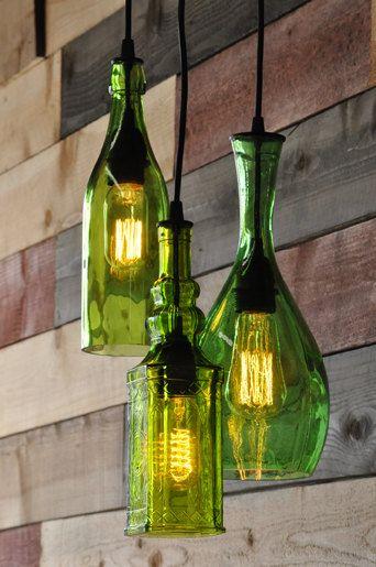 Photo of Come riciclare bottiglie di vetro in modo creativo