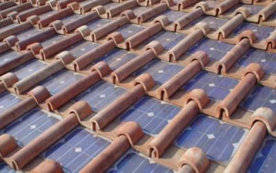 Tegole fotovoltaiche: il tetto che produce energia