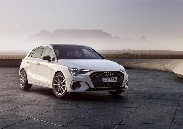 Audi Sportback A3 g-tron