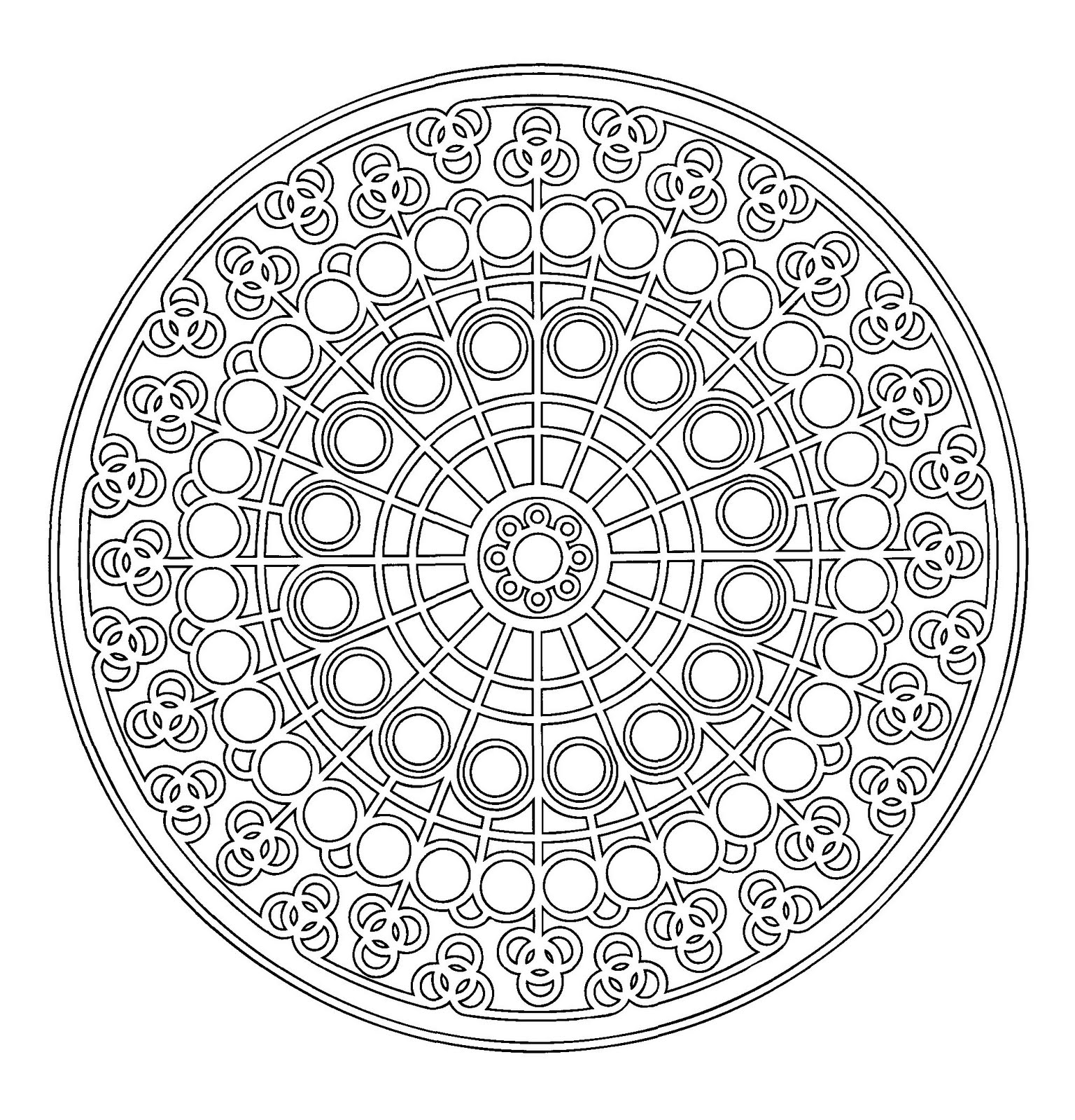 Photo of Mandala cosa sono e da colorare