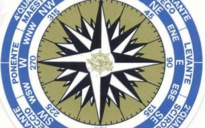 Rosa dei venti: scopri come funziona e la simbologia