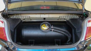 listino auto a metano