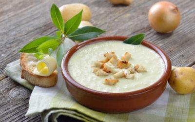 Zuppa di patate: la classica, l'orientale e con patate dolci