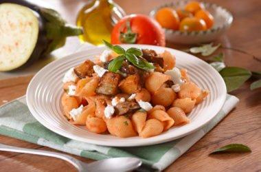 Pasta con le melanzane: ricetta classica