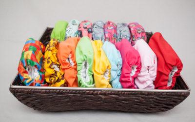 Pannolini lavabili: quali i vantaggi e dove comprarli
